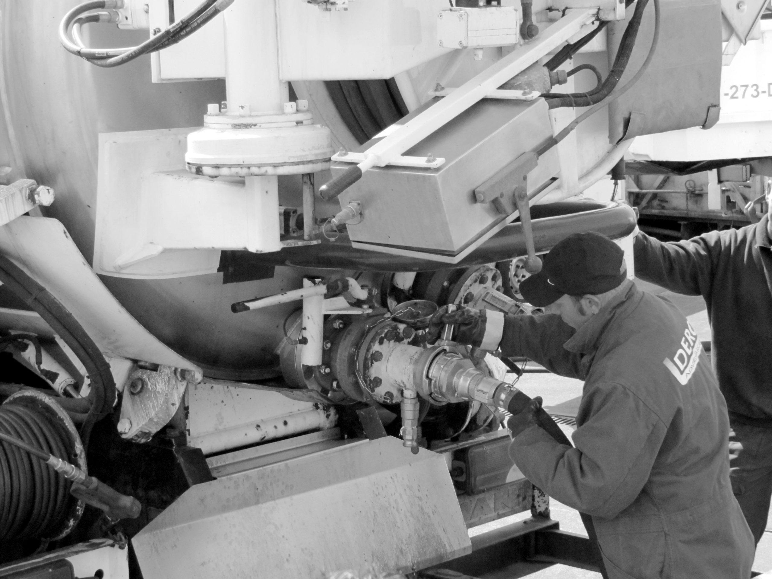 Pressure Vacuum Inspector